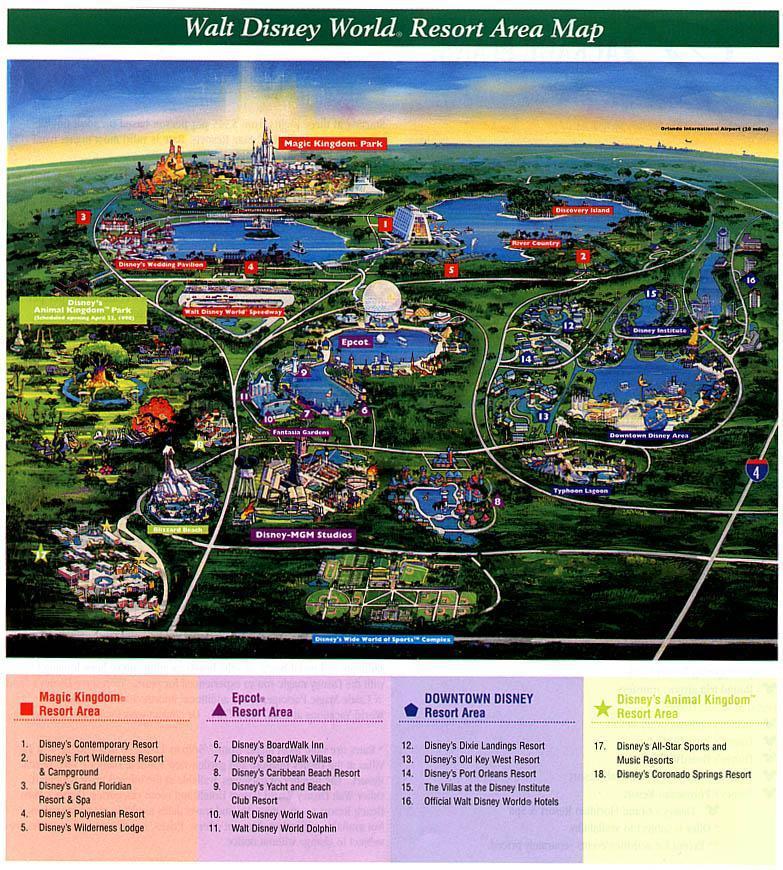 Where Disney vacation dreams come true. Disney Vacation ...